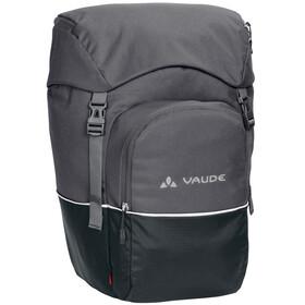 VAUDE Road Master - Sac porte-bagages - gris/noir